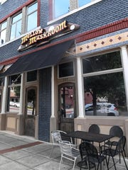 The doors to Mellow Mushroom in downtown Anderson are closed now, but expect to open soon under new ownership.