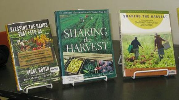 Some books on the subject that you can pick up at the Penfield Public Library.