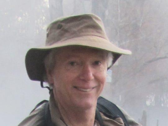 John Moran, nature photographer
