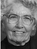 Pauline Mae Boxell, 92