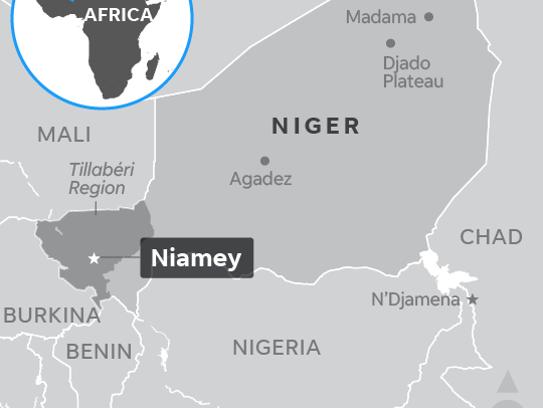 U.S. troops killed in Niger.