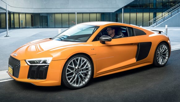 Audis are Avengers-approved autos apparently