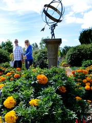 Attendance at Green Bay Botanical Garden set a record in 2015 by surpassing 130,000 visitors.