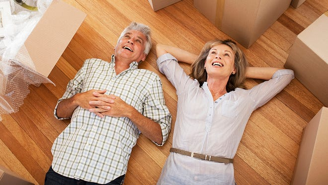 Empty-nesters or retirees who downsize can free up time and money for travel or other pursuits.