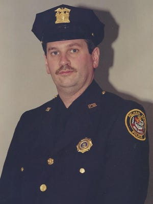 Pelham Manor police remember Detective Charles Schuta, who was killed in the line of duty on April 15, 1996.