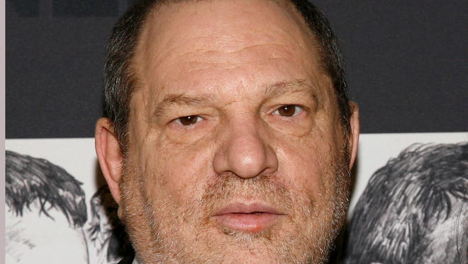 Harvey Weinstein was fired from the film company he co-founded, The Weinstein Company.