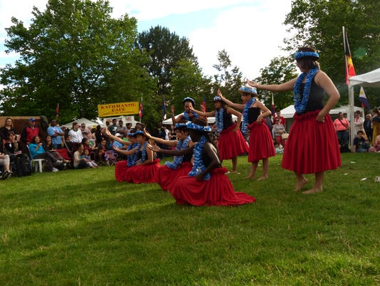 Paradise of Samoa Dance Troupe