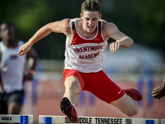 Brentwood Academy's George Patrick