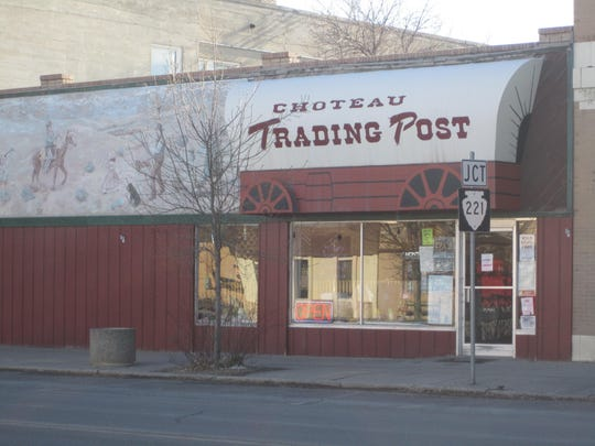 Choteau residents are considering banding together to purchase the Choteau Trading Post from its owners.