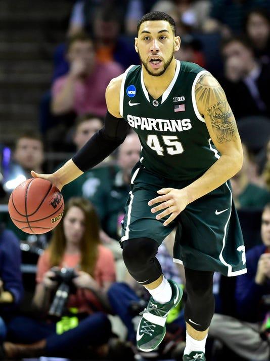 NCAA Basketball: NCAA Tournament-3rd Round-Virginia vs Michigan State