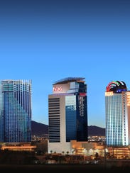 Station Casinos agreed to acquire the Palms Casino