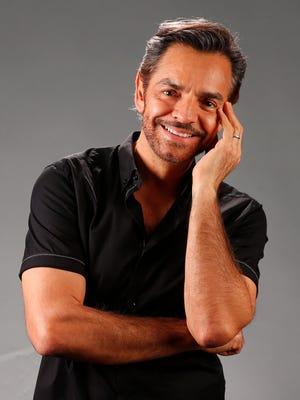 Actor Eugenio Derbez photographed in studio in Phoenix, Ariz. April 4, 2017.