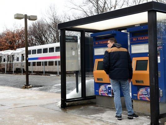 NJ Transit delays