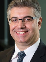 Dr. Vassilios Dimopoulos, Cayuga Health System