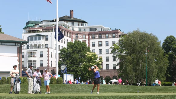 Westchester Country Club will be hosting a national tournament for the first time since the inaugural KPMG Women's PGA Championship was played on the West Course in 2015.