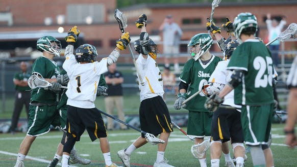 Lakeland/Panas defeated Shenendehowa, 8-7 in the Class