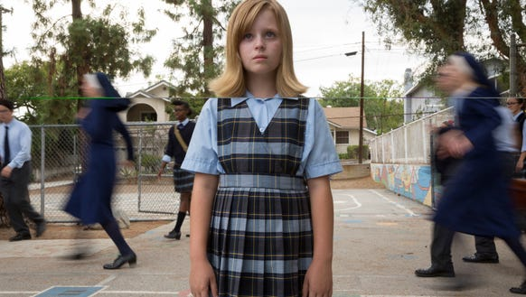 Lulu Wilson has a special connection with the supernatual