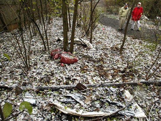 Wis College Creates Body Farm For Forensic Research