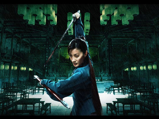 "Things may seem quiet at the moment but during a ""Reign of Assassins"" Zeng-Jing (Michelle Yeoh) knows it is better to be prepared."