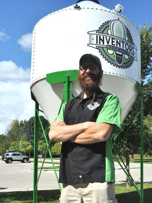 Adam Draeger, owner of Inventors Brewpub in Port Washington, left his career in engineering to brew beer. His brewing career brought him from Colorado back to his home state of Wisconsin where he opened his first business.