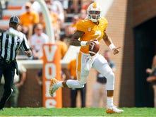 Will Jarrett Guarantano be Tennessee's starting QB vs. Alabama?