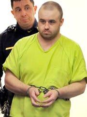Allen Prue, convicted of murdering St. Johnsbury teacher