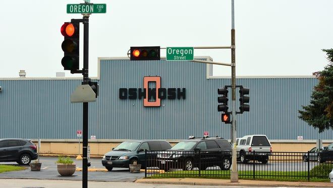Oshkosh Corp.