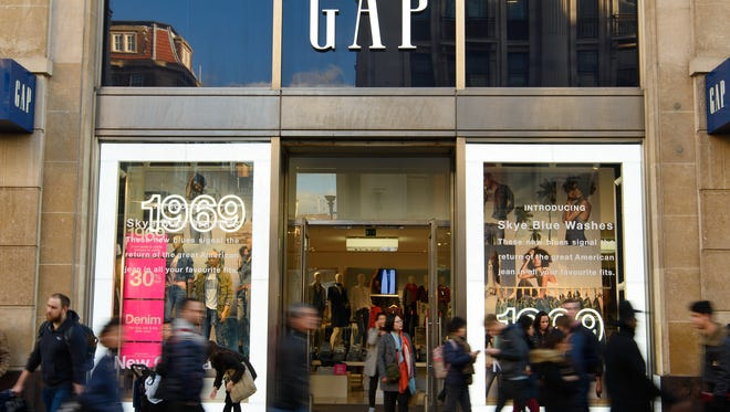 Gap to close roughly 200 Gap and Banana Republic locations over the next three years.