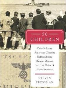 '50 Children' book cover.