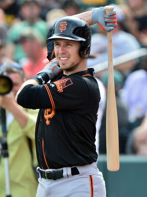 Buster Posey and the Giants are poised for another World Series run.