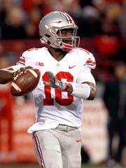 Ohio State quarterback J.T. Barrett has thrown 18 touchdowns and zero interceptions during five-game winning streak.