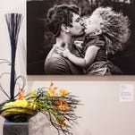 Floral creations meet artworks in WNC 'Art in Bloom' shows