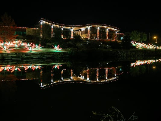 Concho Christmas Celebration Tour of Lights