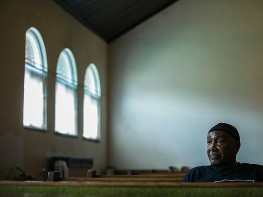 """James E. """"Chuck'' Wilson, an ex-convict whose 1970"""