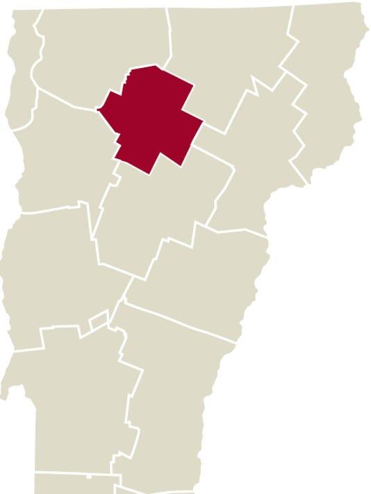 County - Lamoille - Stock