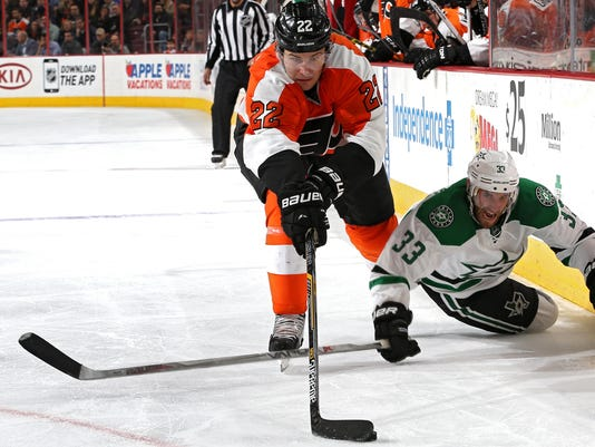 Dallas Stars v Philadelphia Flyers