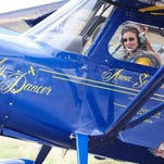 Jeff Mitchell: Ukrainian pilot to dance across Salinas skies