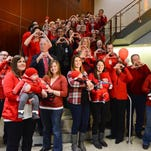 BUZZ ABOUT YOU: National Wear Red Day promotes heart health in women