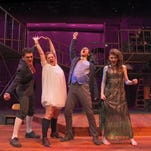 """Spring Awakening"" will open tonight at the Tatum Theatre on the University of Southern Mississippi campus. The rock musical is for mature audiences only."