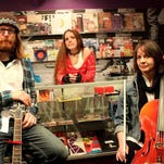 Acoustic indie-rock trio Chick Habit will play the Burley Oak Brewing Co. in Berlin at 9 p.m. Friday.