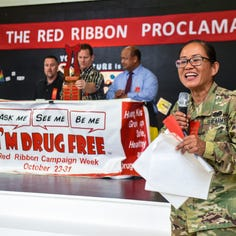 Letter: Red Ribbon Campaign promotes message of healthy lifestyle