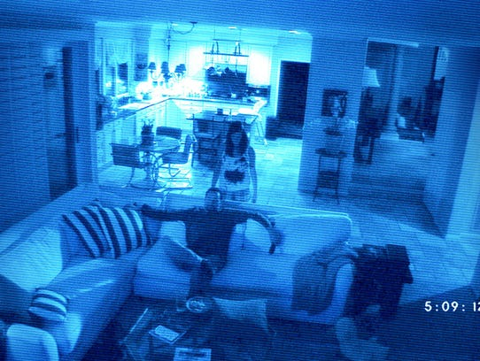 Paranormal Activity Toby Appearance