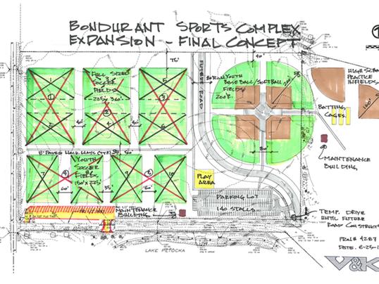 Bondurant Recreational Sports Complex