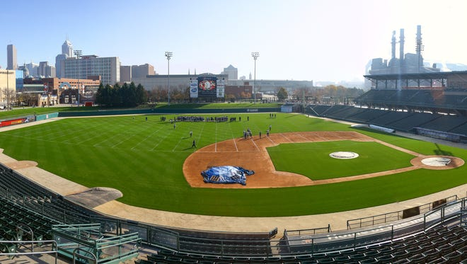 Victory Field will host its first football games during the upcoming high school season.