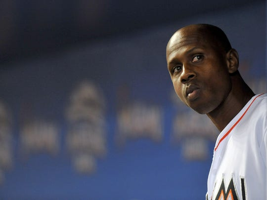 Juan Pierre won a World Series championship with the Florida Marlins in 2003 and played 14 seasons in the MLB. He compiled a .295 batting average, 2,217 hits and 614 stolen bases during his career.