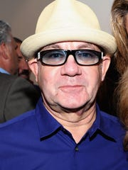 """Bernie Taupin, long-time collaborator with Elton John, was recently in Nashville to chat about """"Restoration: the songs of Elton John and Bernie Taupin."""""""