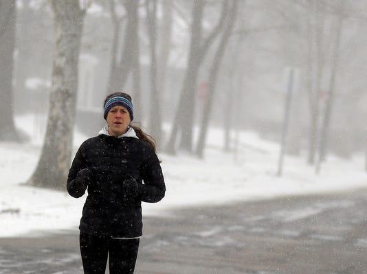 Winter Weather Ohio