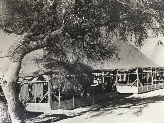 Camp Iron Mountain.