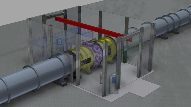 A 1 kilometer hypersonics tunnel is planned for the Texas A&M University's RELLIS campus. The tunnel will have the capability to test high energy lasers, hypersonic flight and hypervelocity impact on protective materials.