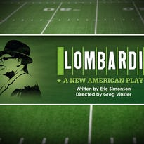 Weidner Center goes long with 2-week run of 'Lombardi' for its 25th anniversary season